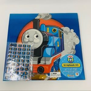 12x12 Thomas the Train Scrapbook